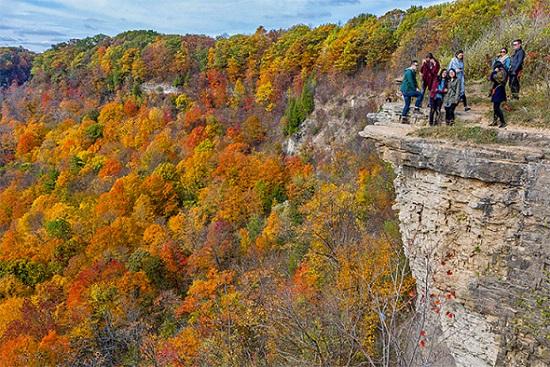 سفر پاییزی به 5 مقصد اطراف تورنتو