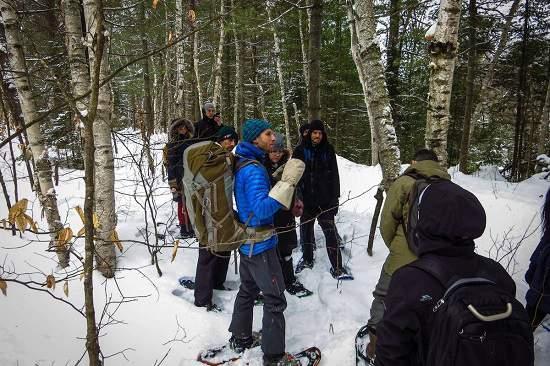 پنج پیشنهاد برای تفریح زمستانی در اطراف تورنتو