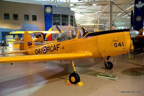 موزه هواپیماهای جنگی کانادا