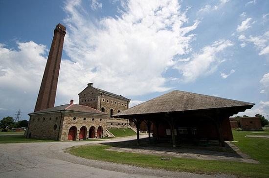 موزه تکنولوژی بخار در هامیلتون