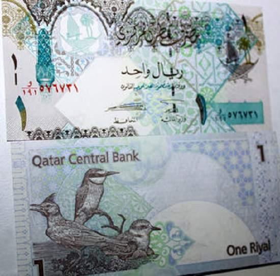 ریال قطر سقوط کرد
