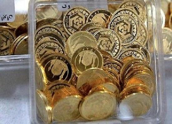 افزایش ۲۱هزار تومانی قیمت سکه در ۱۰روز