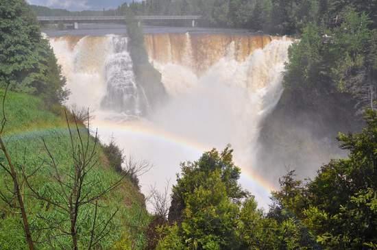 با پارک و آبشار Kakabeka آشنا شوید