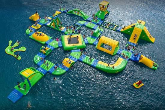 با پارک آبی Splash On Water Park آشنا شوید