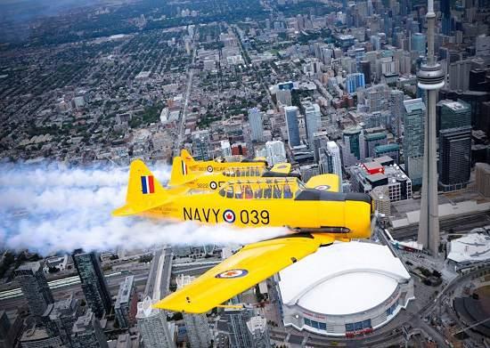 در نمایشگاه هوایی کانادا چه خواهد گذشت ؟