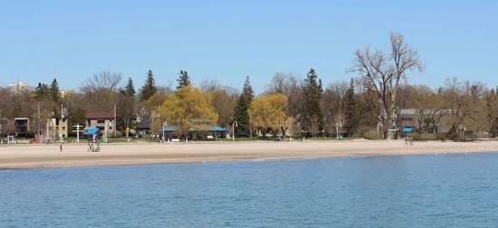 سه ساحل و پارک برای بازدید آخرهفته