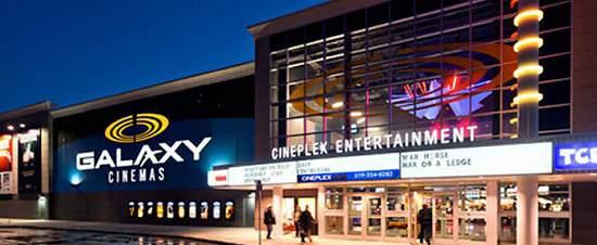 فیلمهای رایگان 14 اکتبر در Cineplex