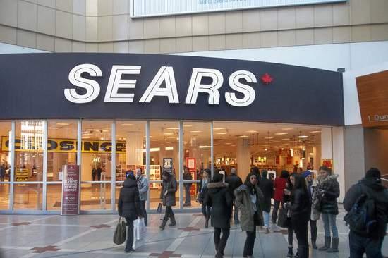 ده شعبه دیگر Sears هم تعطیل میشوند