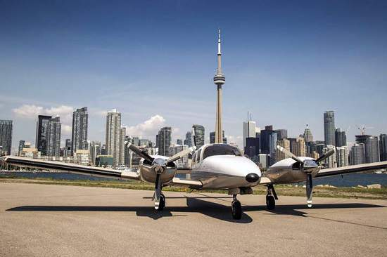 پرواز به واترلو بزودی از تورنتو