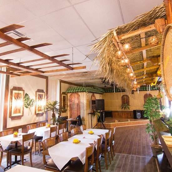 رستوران ویتنامی در میسی ساگا، غذای خوب و دکور زیبا