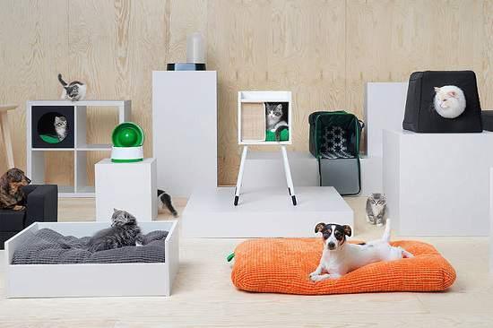 فروش اثاثیه حیوانات خانگی توسط  IKEA در تورنتو
