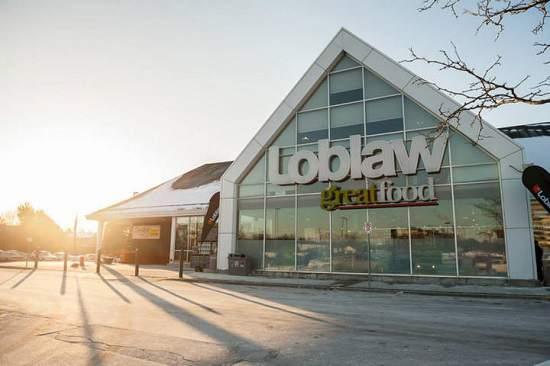 سرویس جدید Loblaws ، تحویل خرید درب منزل