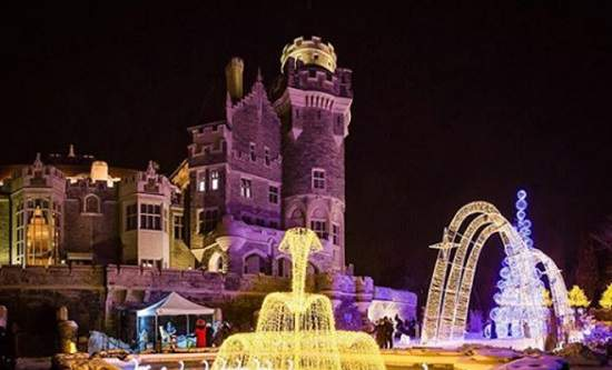 قلعه کاسالوما برای تعطیلات امسال برنامه ویژه ای دارد