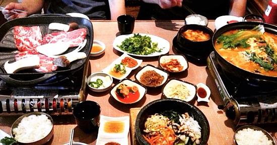 دیر وقت غذا میخورید؟ این رستوران کره ای 24 ساعته باز است !
