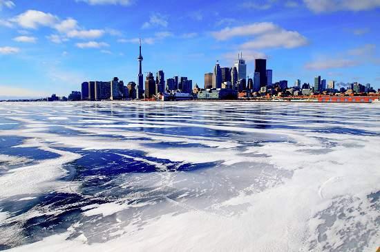سرمای تورنتو رکورد 57 ساله را شکست