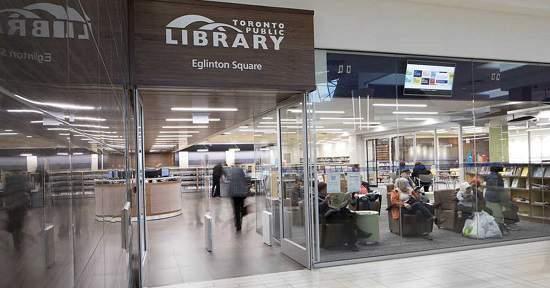 کتابخانه های تورنتو سرویس رایگان نمایش فیلم را فعال نمودند
