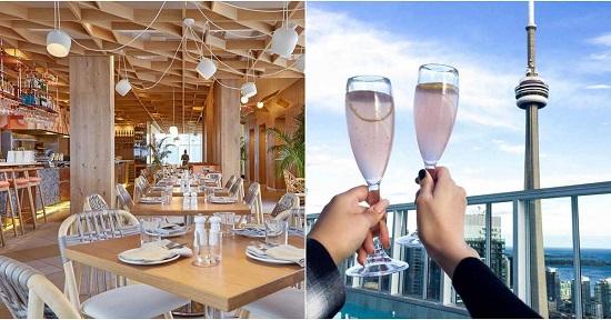 غذایی رمانتیک در ارتفاع، این رستوران کوچک را آزمایش کنید