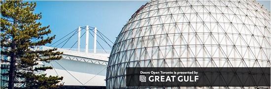 درهای باز ، آخر هفته در تورنتو