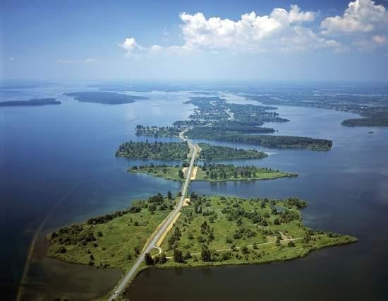 این یازده جزیره با شما 4 فاصله دارند با Long Sault آشنا شوید