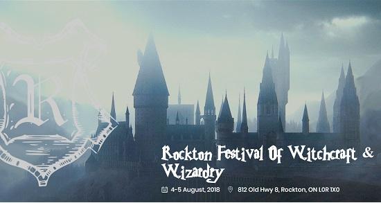 فستیوال جادوگری، آخر همین هفته در راکتون