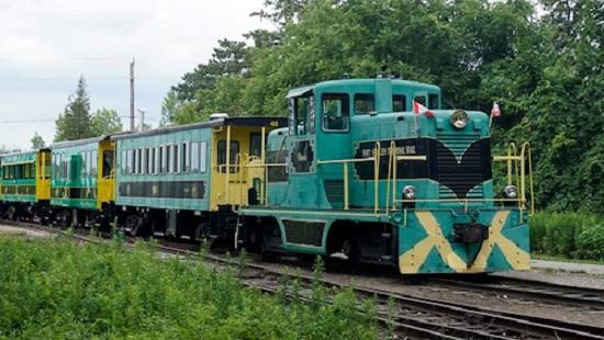 شش تور قطارسواری اطراف تورنتو برای آخر هفته شما