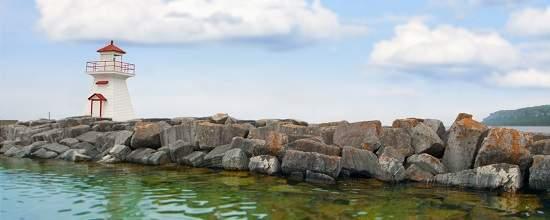 چهار ساحل و شش پارک سه ساعت تا تورنتو در lions head