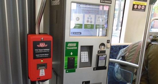 توقف استفاده از کارتهای اعتباری در قطارهای خیابانی تورنتو
