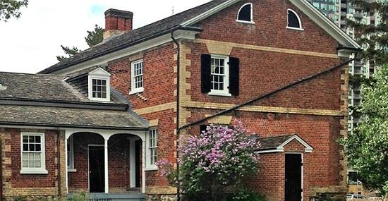 معرفی موزه Gibson House در نورث یورک
