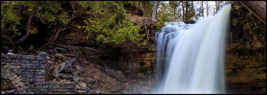 آبشار Hilton Falls جاذبه گردشگری میلتون انتاریو