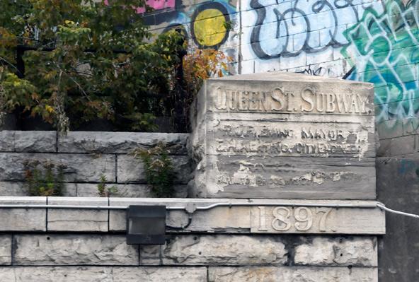 ایستگاههای فراموش شده متروی تورنتو-بخش اول