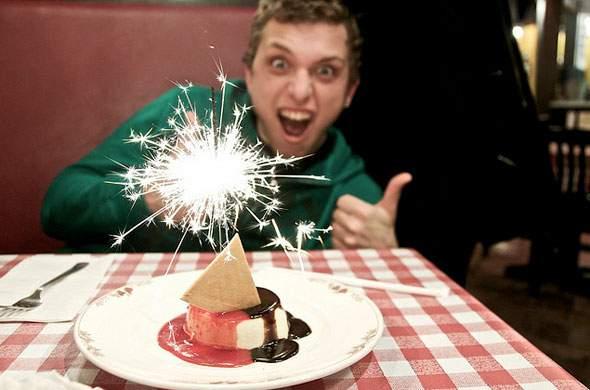 ده مکان برای گرفتن هدایای رایگان در روز تولدتان
